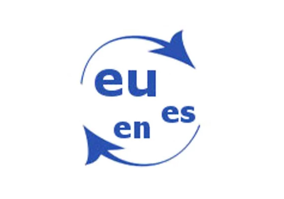 Translate application that uses the Basque Government's translator to translate Spanish, English and Basque.